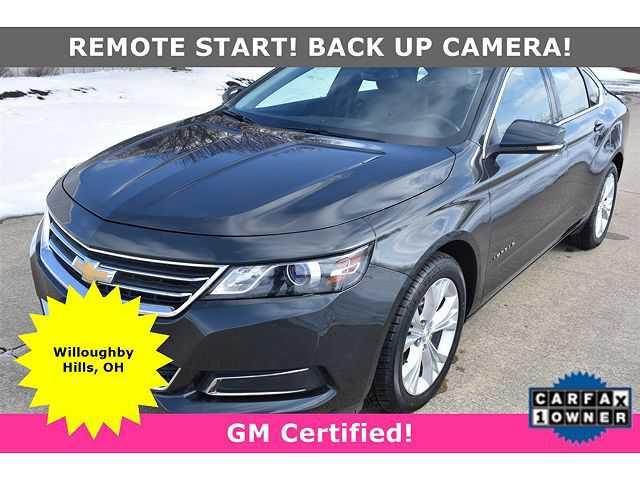 Chevrolet Impala 2014 $18000.00 incacar.com