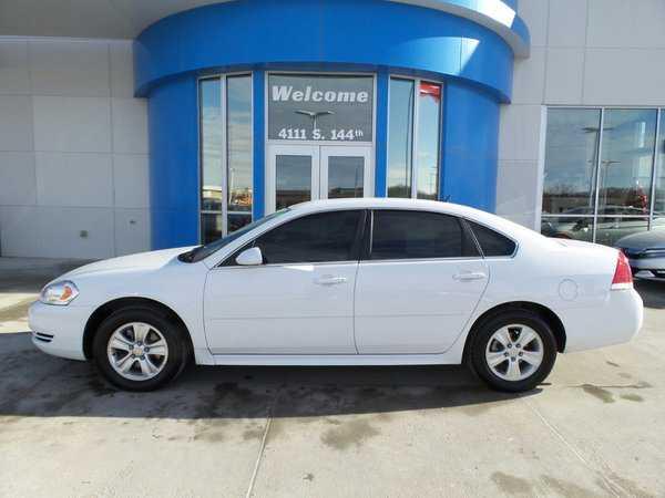 Chevrolet Impala 2014 $11777.00 incacar.com