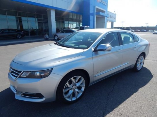 Chevrolet Impala 2015 $23691.00 incacar.com