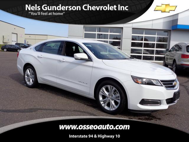Chevrolet Impala 2015 $32915.00 incacar.com