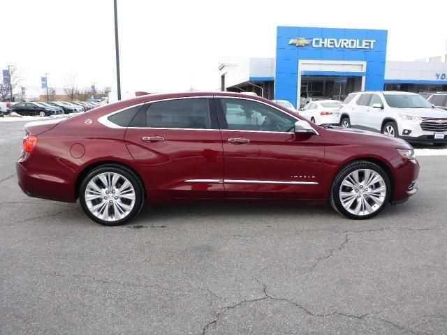 Chevrolet Impala 2016 $20200.00 incacar.com