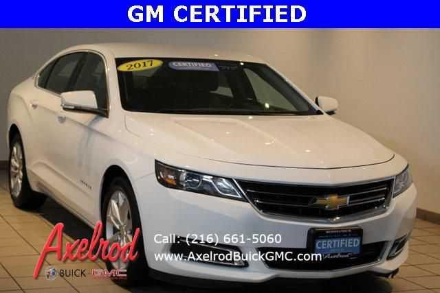 Chevrolet Impala 2017 $19735.00 incacar.com