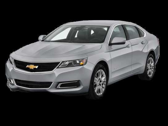 Chevrolet Impala 2017 $41430.00 incacar.com