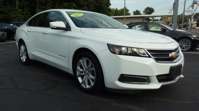 Chevrolet Impala 2017 $15500.00 incacar.com