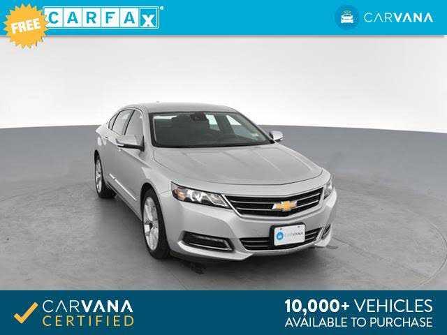 Chevrolet Impala 2017 $22200.00 incacar.com
