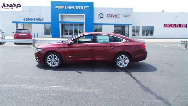 used Chevrolet Impala 2017 vin: 1G1105S31HU119181