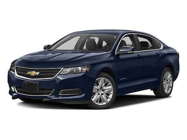 Chevrolet Impala 2017 $15995.00 incacar.com
