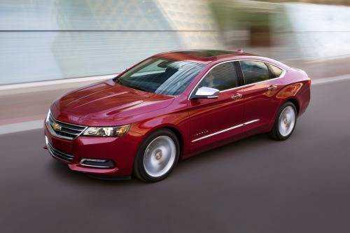 Chevrolet Impala 2018 $30968.00 incacar.com