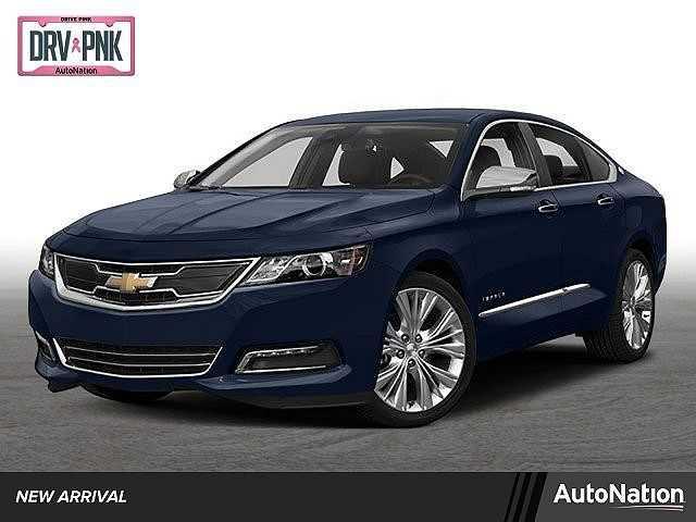 Chevrolet Impala 2018 $21499.00 incacar.com
