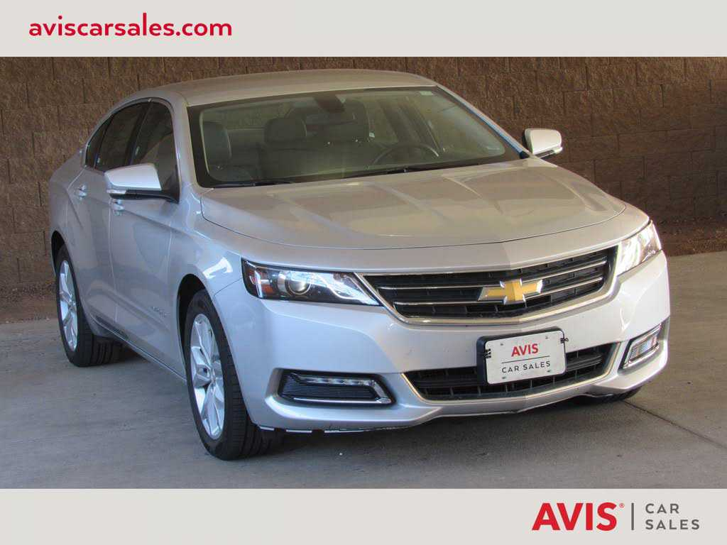 used Chevrolet Impala 2019 vin: 1G11Z5SA8KU123577