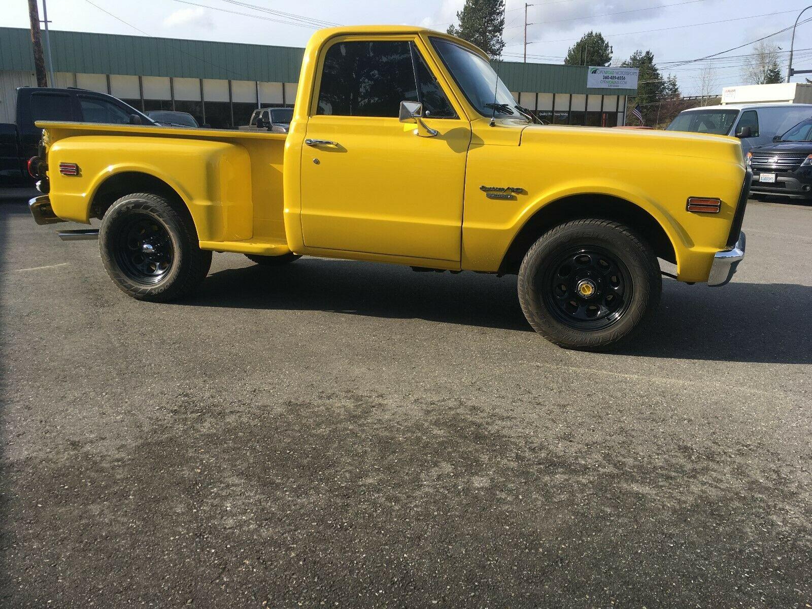Chevrolet K-10 1972 $39000.00 incacar.com