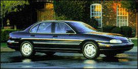 Chevrolet Lumina 2000 $750.00 incacar.com