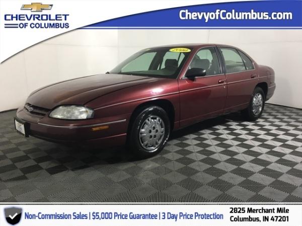 Chevrolet Lumina 2000 $3325.00 incacar.com