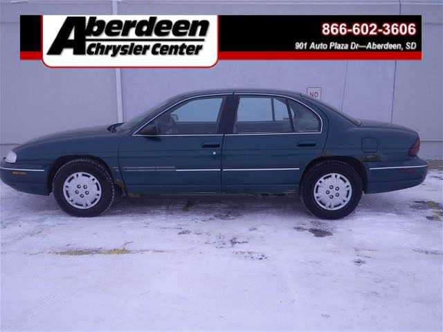 used Chevrolet Lumina 2001 vin: 2G1WL52J311262288
