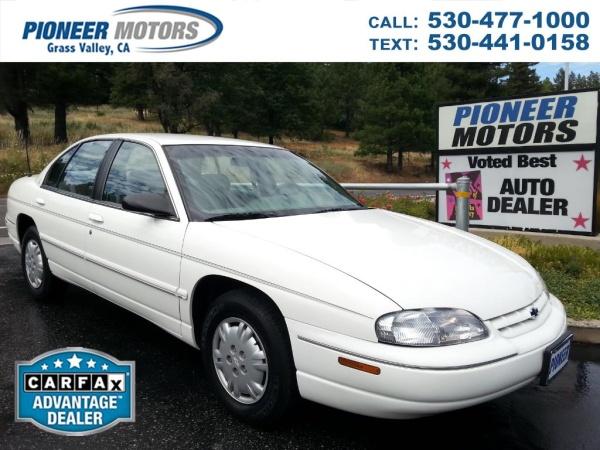 Chevrolet Lumina 2001 $5998.00 incacar.com
