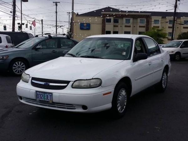 Chevrolet Malibu 2001 $3477.00 incacar.com