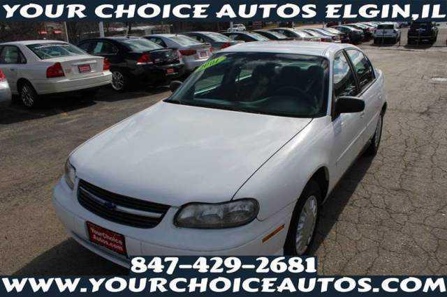 Chevrolet Malibu 2001 $3499.00 incacar.com