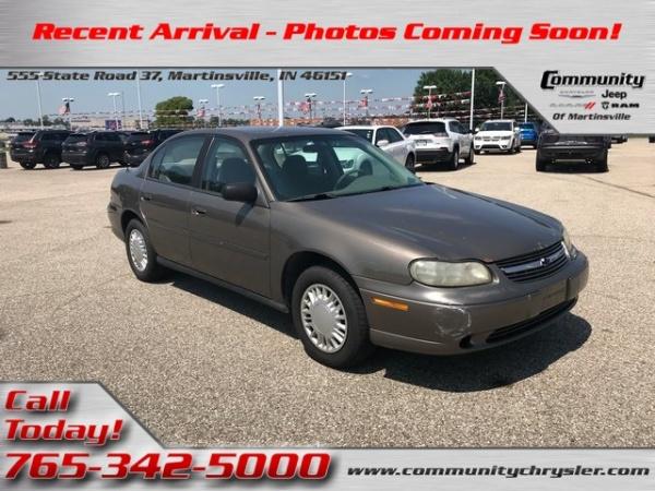 Chevrolet Malibu 2001 $1600.00 incacar.com