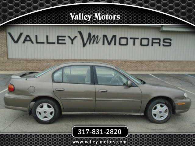 Chevrolet Malibu 2001 $1495.00 incacar.com