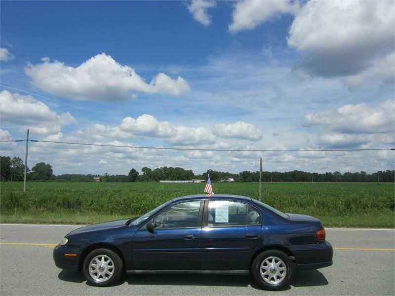 Chevrolet Malibu 2001 $3995.00 incacar.com