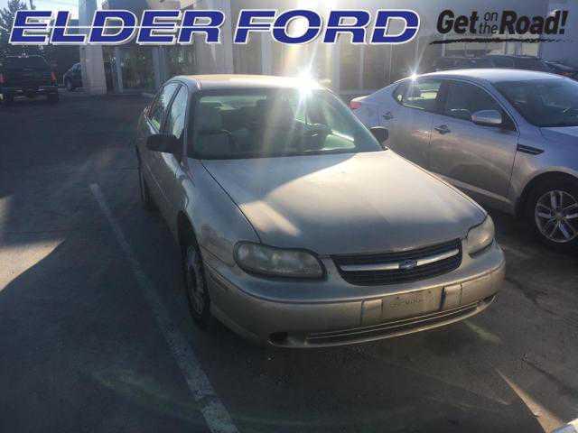 Chevrolet Malibu 2003 $999.00 incacar.com