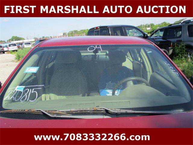 Chevrolet Malibu 2004 $900.00 incacar.com