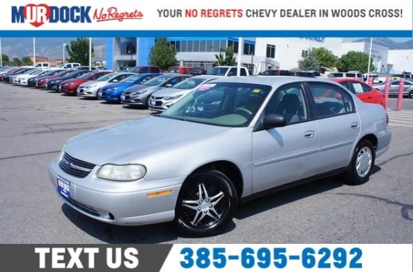 Chevrolet Malibu 2004 $1587.00 incacar.com