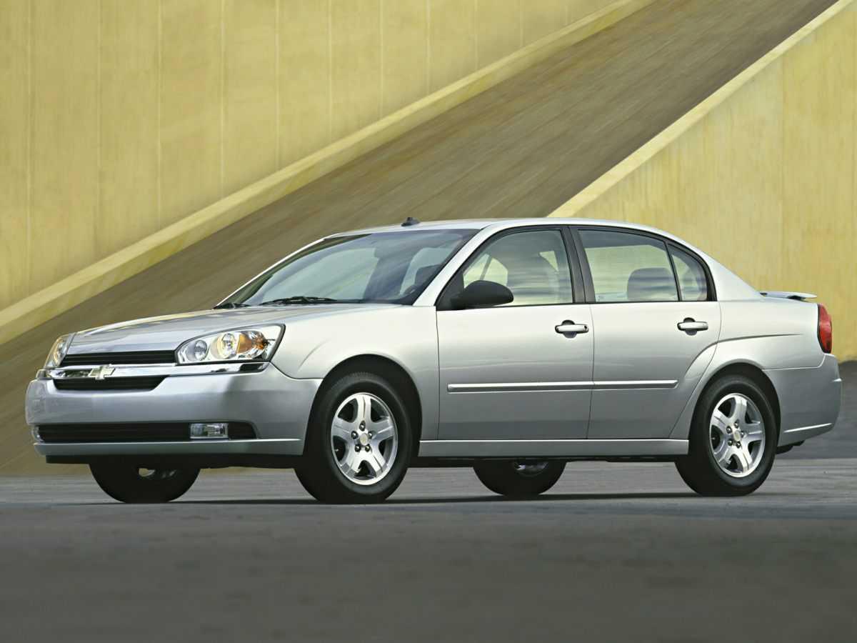 Chevrolet Malibu 2004 $6995.00 incacar.com