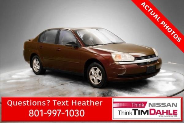 Chevrolet Malibu 2004 $4299.00 incacar.com