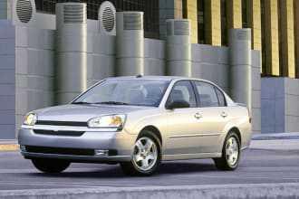 Chevrolet Malibu 2004 $2527.00 incacar.com