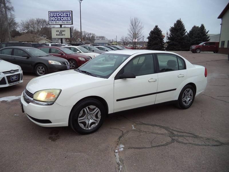 Chevrolet Malibu 2005 $3095.00 incacar.com