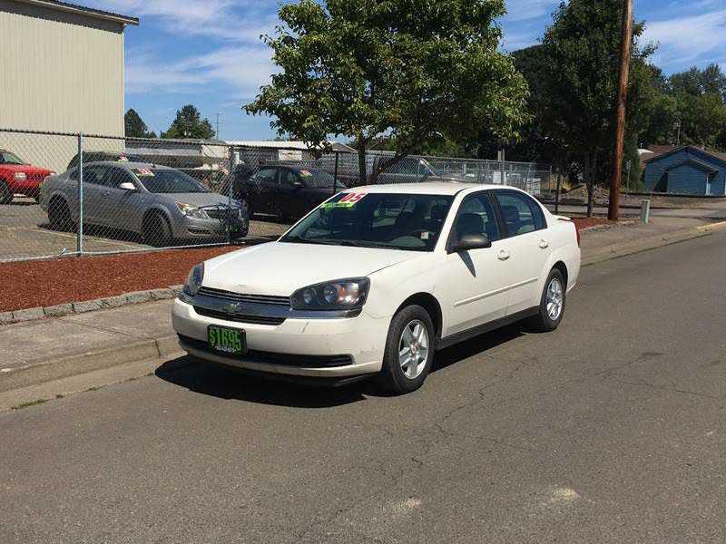 Chevrolet Malibu 2005 $1695.00 incacar.com