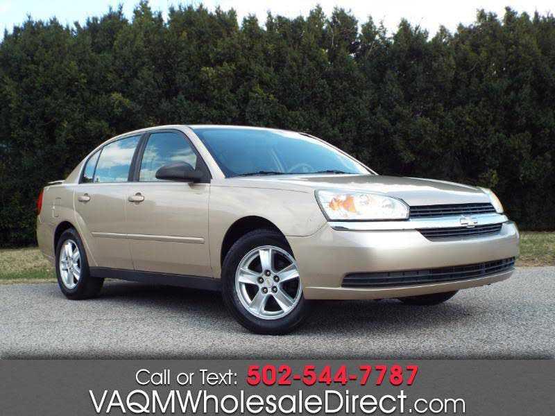 Chevrolet Malibu 2005 $3495.00 incacar.com