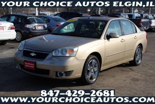 Chevrolet Malibu 2006 $3799.00 incacar.com