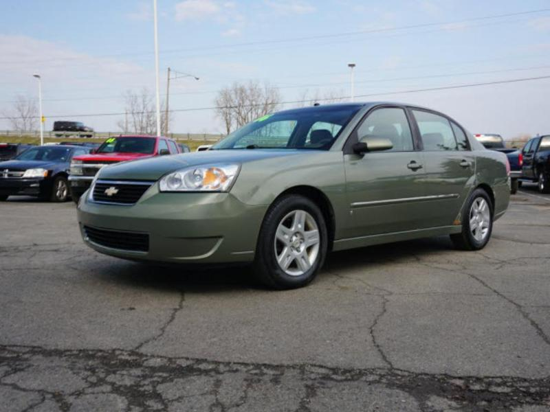 Chevrolet Malibu 2006 $3300.00 incacar.com