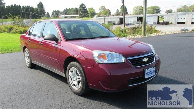 Chevrolet Malibu 2007 $5992.00 incacar.com