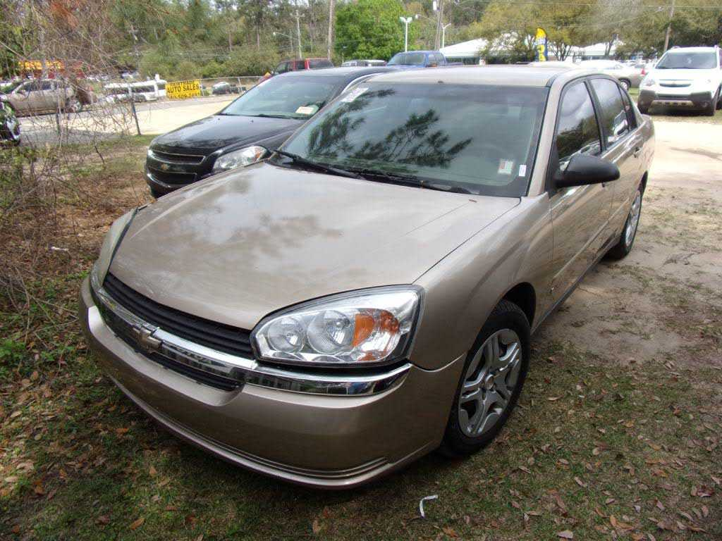 Chevrolet Malibu 2007 $2495.00 incacar.com