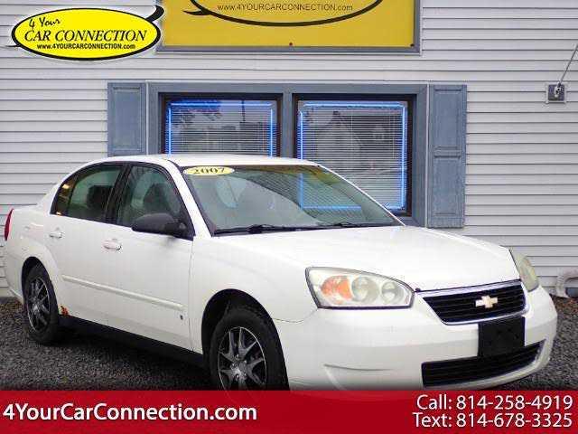 Chevrolet Malibu 2007 $1695.00 incacar.com