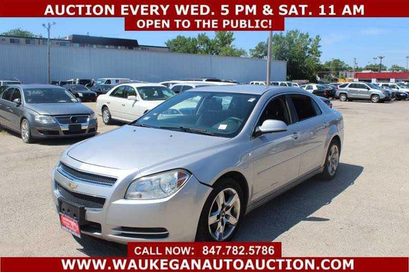 Chevrolet Malibu 2008 $2500.00 incacar.com