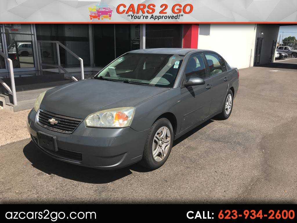Chevrolet Malibu 2008 $4535.00 incacar.com