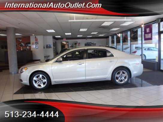 Chevrolet Malibu 2009 $6995.00 incacar.com
