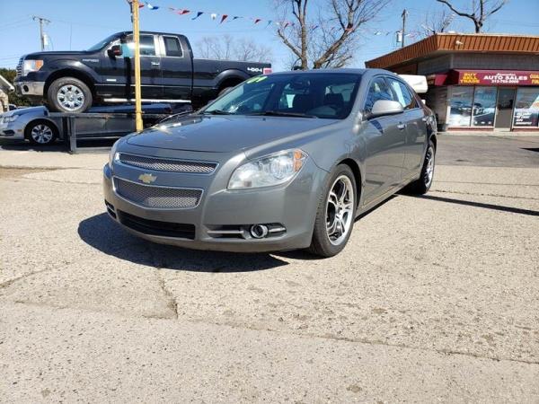 Chevrolet Malibu 2009 $4499.00 incacar.com