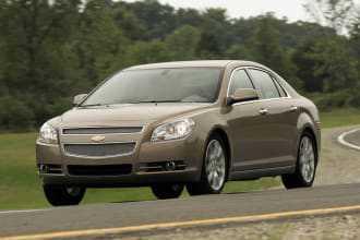 Chevrolet Malibu 2009 $4748.00 incacar.com