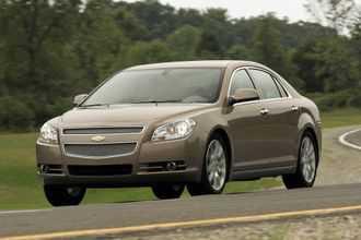 Chevrolet Malibu 2009 $1241.00 incacar.com