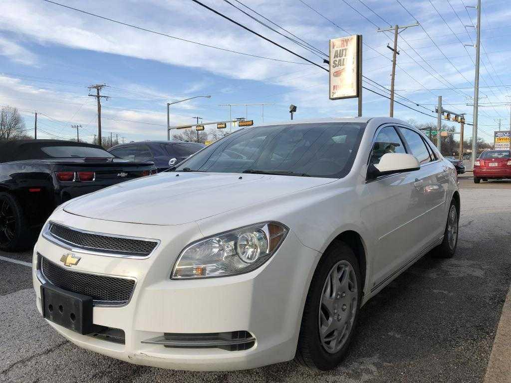 Chevrolet Malibu 2010 $5999.00 incacar.com