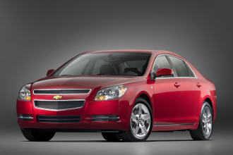 Chevrolet Malibu 2011 $5633.00 incacar.com
