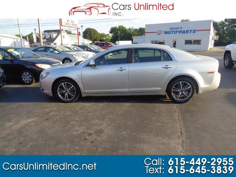 Chevrolet Malibu 2011 $3000.00 incacar.com