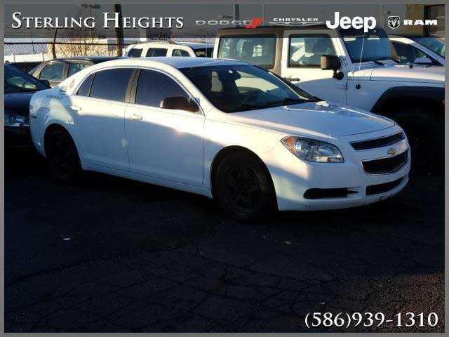 Chevrolet Malibu 2011 $3995.00 incacar.com