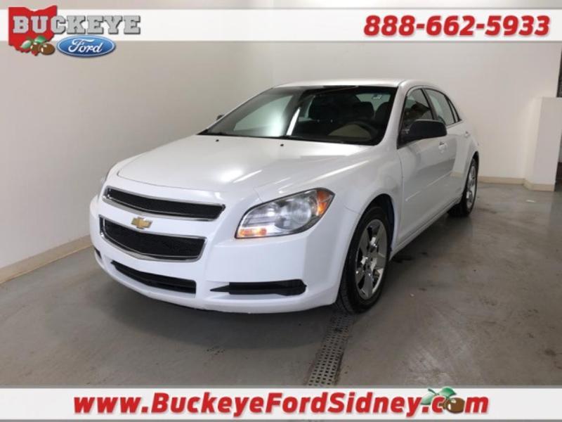 Chevrolet Malibu 2011 $5932.00 incacar.com