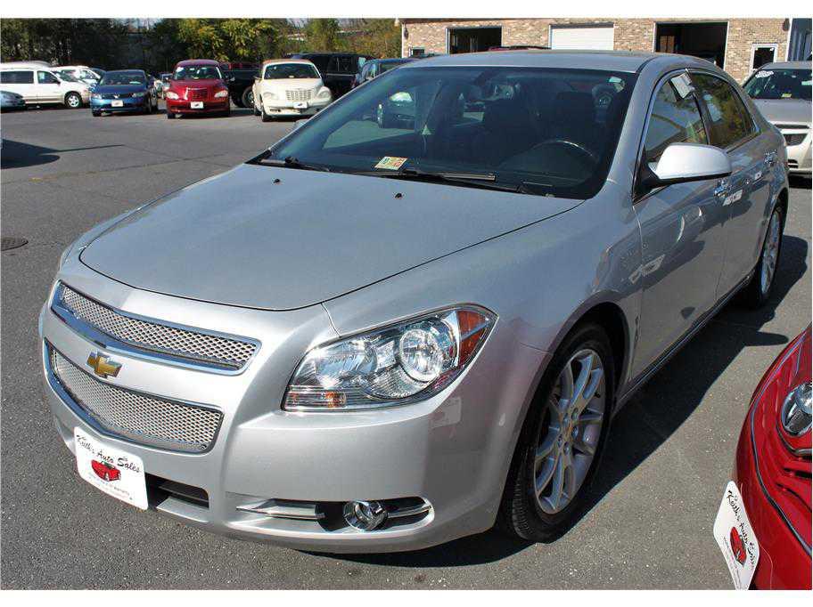 Chevrolet Malibu 2011 $13900.00 incacar.com